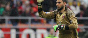 Gianluigi Donnarumma ©Getty