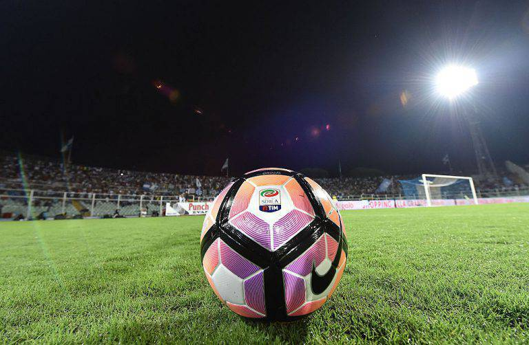Pallone Nike Serie A 2016/2017 ©Getty