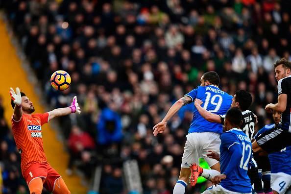 Bonucci gol ©Getty