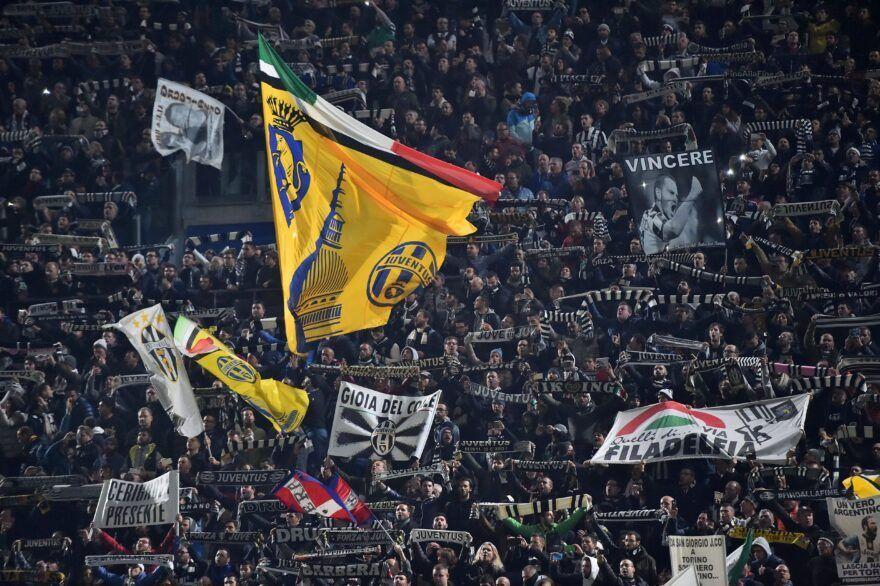 Tifosi della Juventus © Getty Images