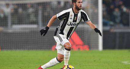 Pjanic ©Getty Images