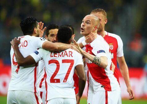 Champions, quarti: Monaco-Dortmund 3-1, Mbappé e Falcao si mangiano i tedeschi