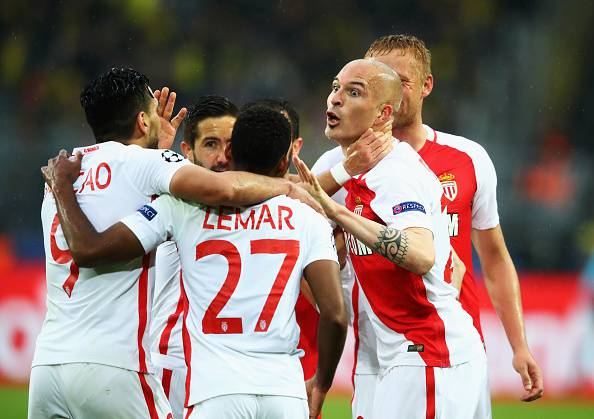 Monaco in Champions