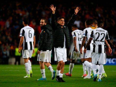 Juventus, Dybala ©Getty