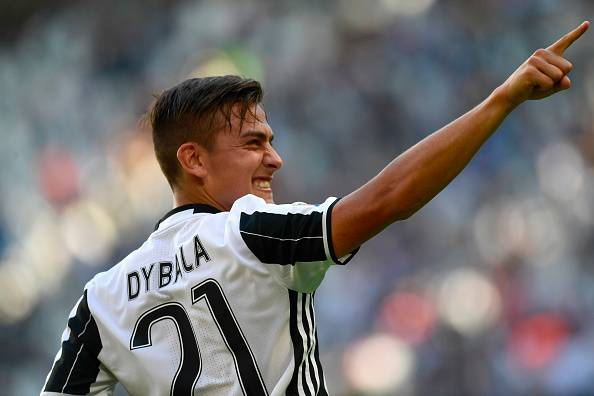 Dybala esulta © Getty Images