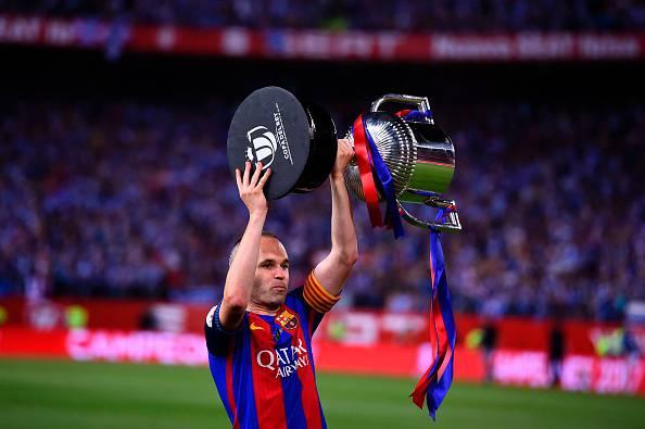Iniesta-Juve, Bartomeu ribadisce: 'Per lui un contratto speciale'