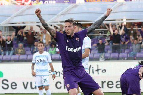 Fiorentina, Borja Valero e Bernardeschi restano in bilico
