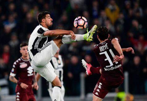 Juventus, Khedira annuncia Howedes: