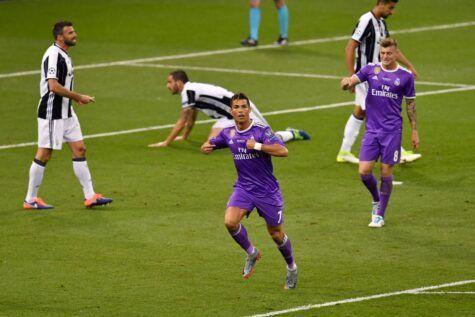 Cristiano Ronaldo Juventus Calciomercato