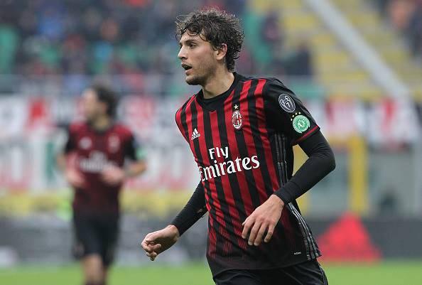 centrocampista Milan