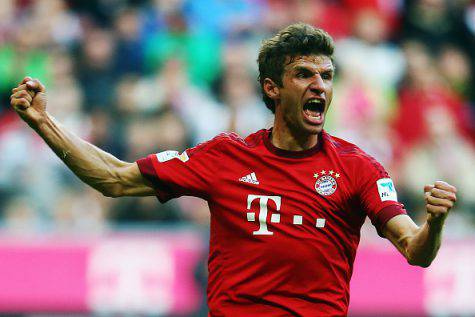 Thomas Muller (©Getty Images)