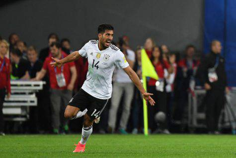 Emre Can con la Germania ©Getty Images