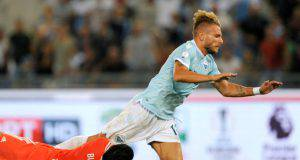 Immobile Lazio Juventus ©Getty Images