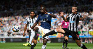 Moussa Sissoko col Tottenham ©Getty Images