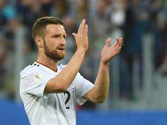Shkodran Mustafi con la Germania ©Getty