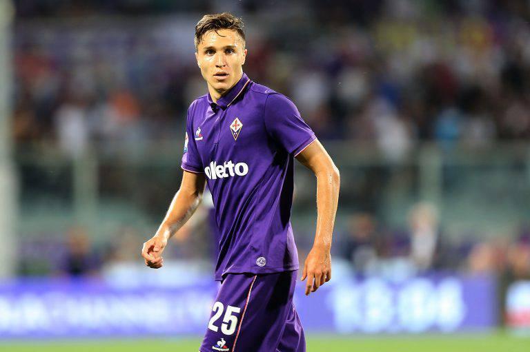 Federico Chiesa attaccante Fiorentina