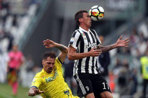 Barcellona-Juventus, Champions League 2017/2018: Mandzukic e Chiellini non convocati