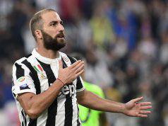 Higuain attaccante Juventus