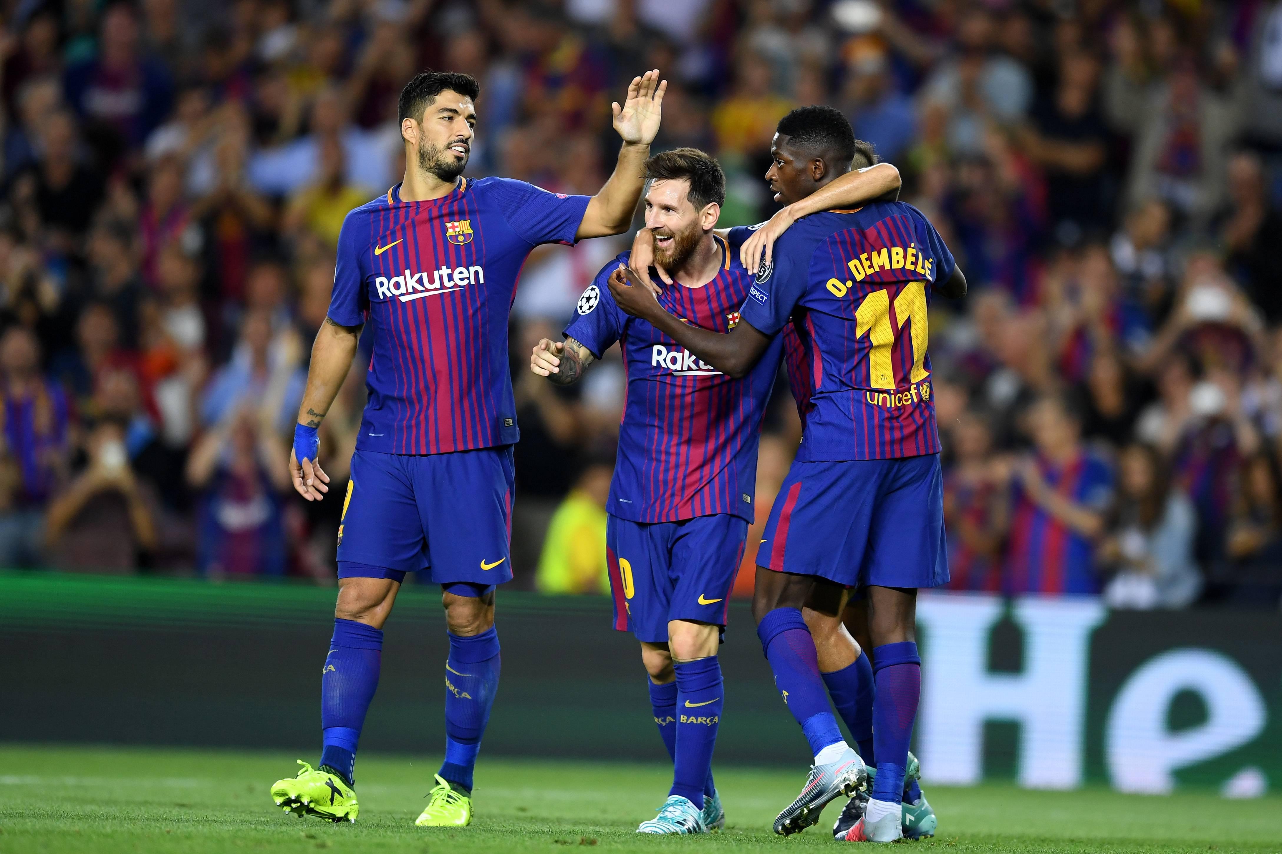 Attaccante Barcellona