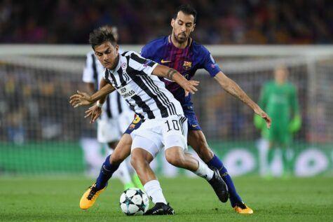 Juventus- Barcellona