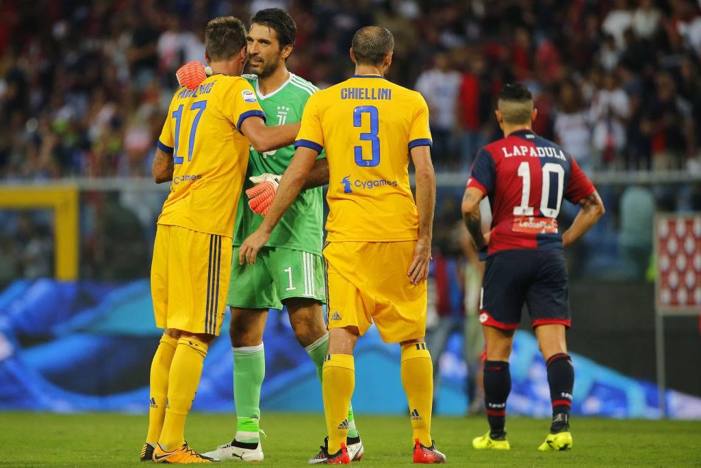 Juventus, ancora Buffon: