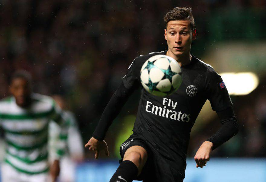 Draxler attaccante PSG ©Getty Images