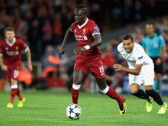 Mané attaccante Liverpool ©Getty