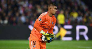 Areola portiere PSG