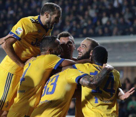 Juve-Atalanta statistiche e precedenti