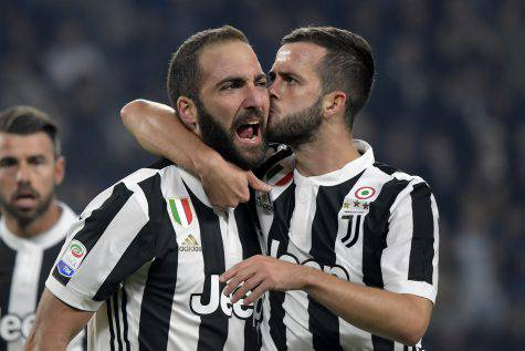 Benevento-Juventus Allegri Statistiche Pjanic Higuain Dybala