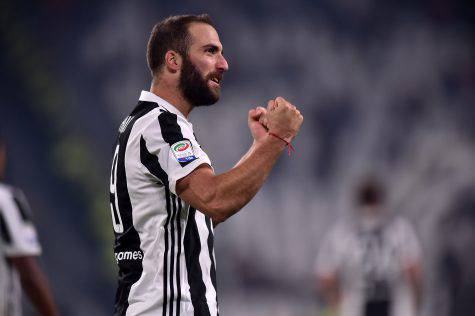 Juventus, Ag. Higuain: