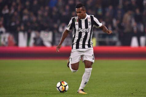 Mercato Juve Alex Sandro