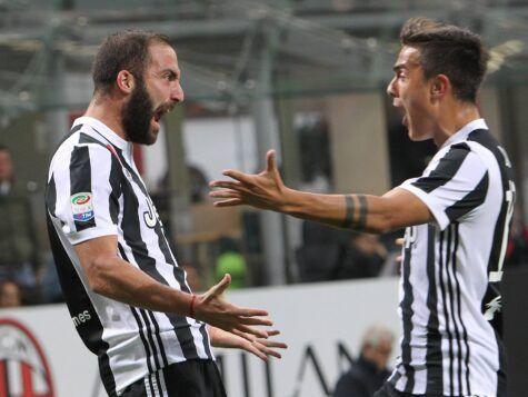 Attaccanti Juventus
