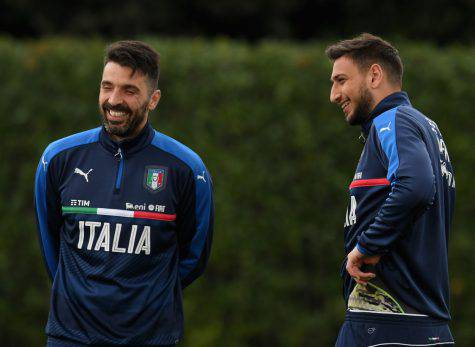 L'intervista di Maurizio Costanzo, Gigi Buffon tra gli ospiti
