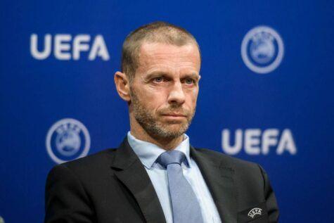 Čeferin, presidente UEFA
