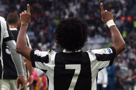 Esterno Juventus