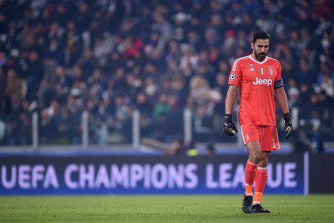Portiere Juventus