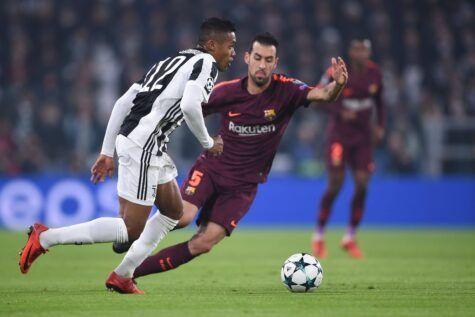 Calciomercato Juventus: Alex Sandro verso il Manchester United