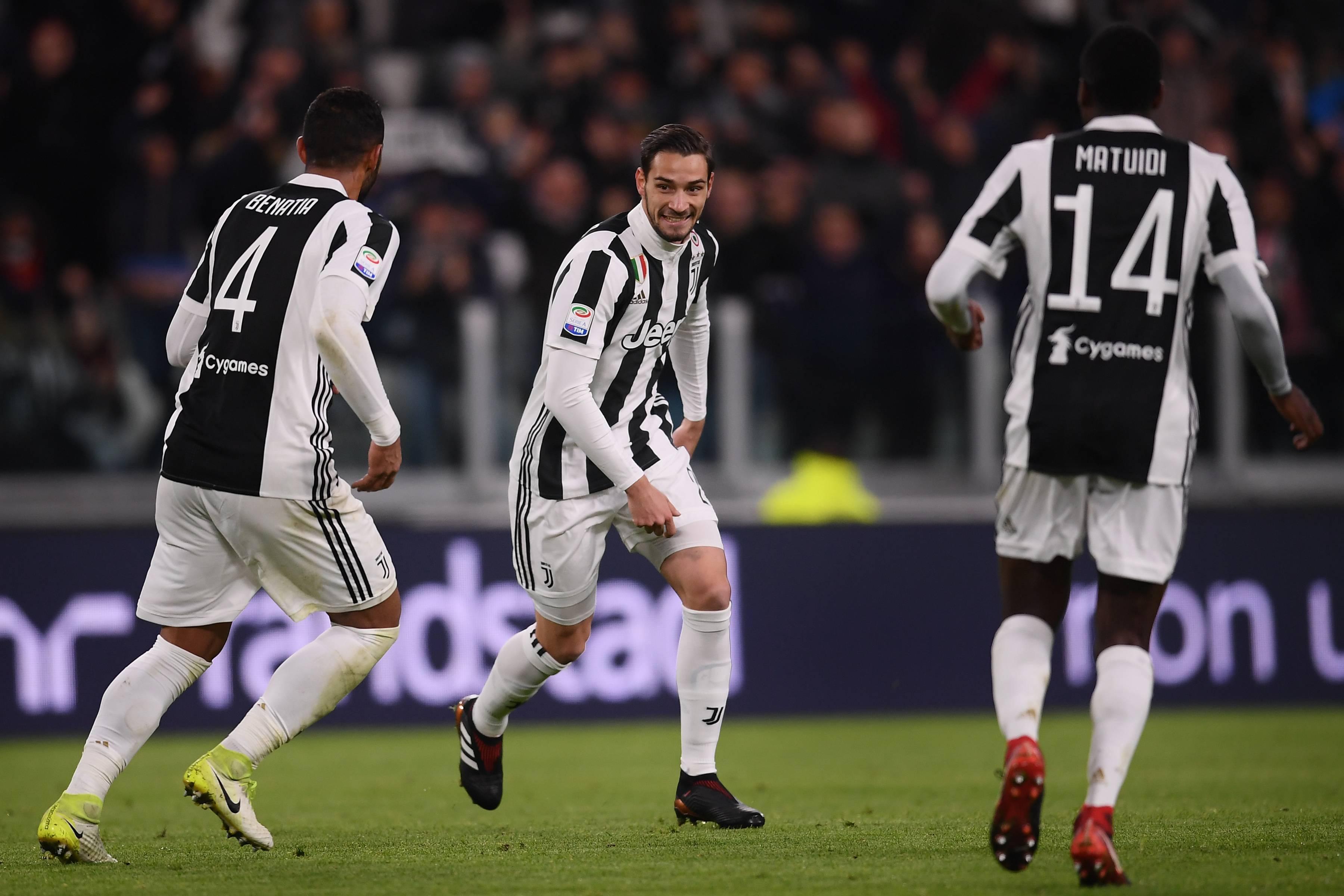 Juventus, De Sciglio: