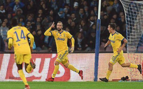Juve-Napoli sold out biglietti