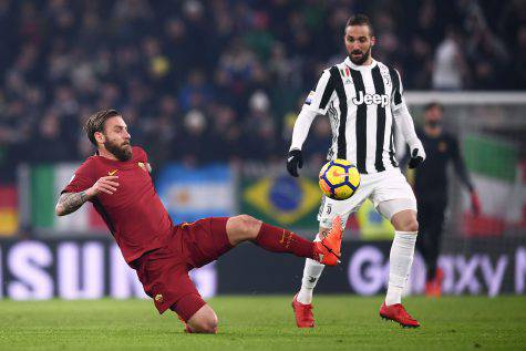 Juve-Roma Champions