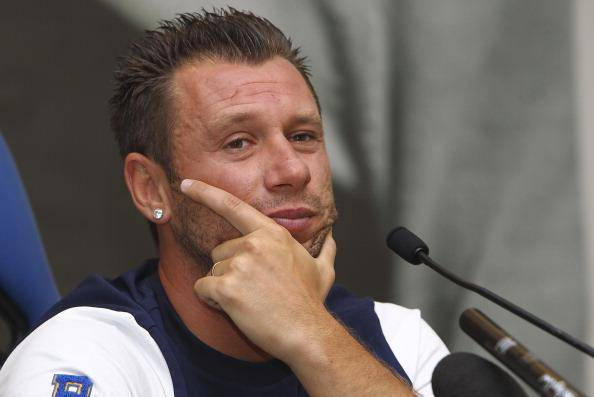 Antonio Cassano © Getty