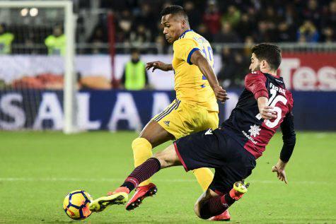 Juventus-Sassuolo, Allegri:
