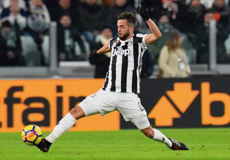 Centrocampista Juventus