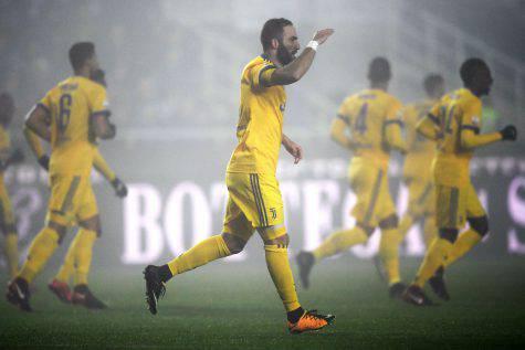 Higuain punisce la Dea: la Juve ipoteca la finale