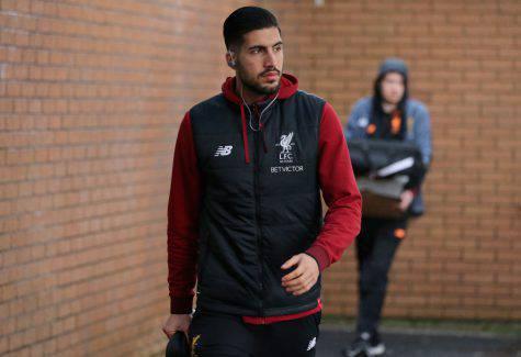 Juventus, accelerata per Emre Can: si bussa al Liverpool per chiudere