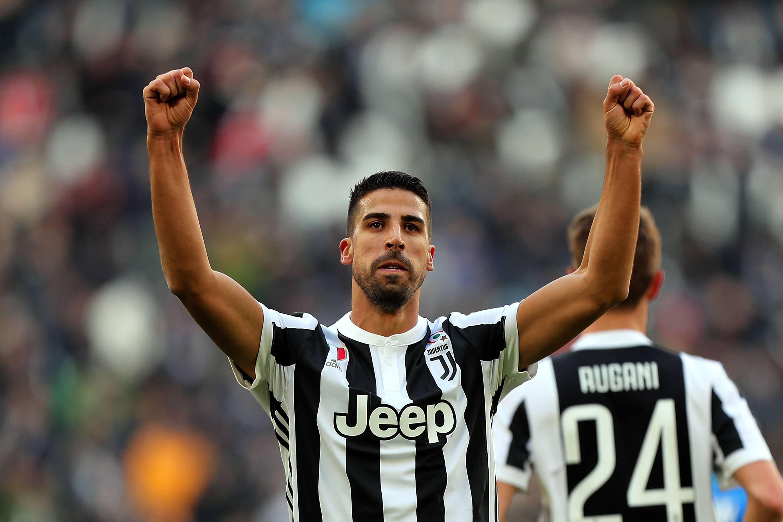 Khedira Centrocampista Juventus
