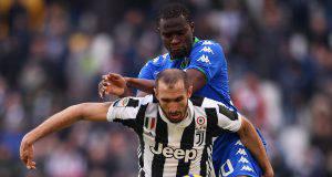 Difensore Juventus