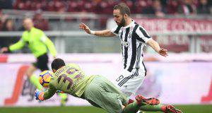 Attaccante Juventus