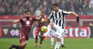 Juventus-Milan Khedira infortunio dubbio Allegri